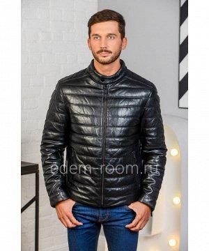 Кожаная куртка на прохладную погодуАртикул: W-1805