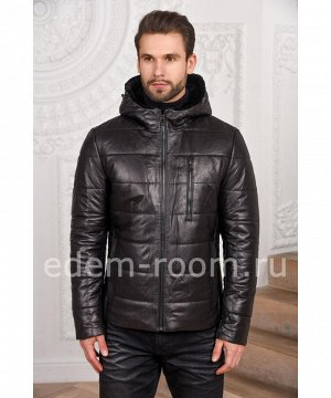 Утеплённая куртка с капюшономАртикул: C-52731
