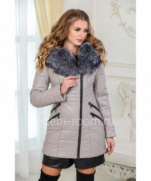 Куртка для зимы из экокожиАртикул: I-1905-75-2-SR-CH