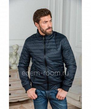 Синяя мужская курткаАртикул: R-1509-SN
