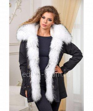Парка - куртка с меховым капюшономАртикул: V-1808-75-CH-EN
