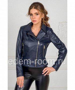 Весенняя женская кожаная куртка из турецкой кожиАртикул: FL-5008-SN
