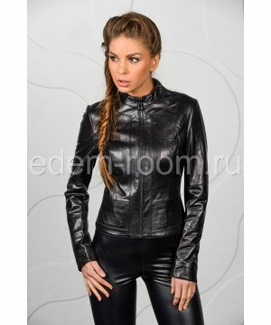 Женская куртка кожаная на веснуАртикул: C-5312-CH