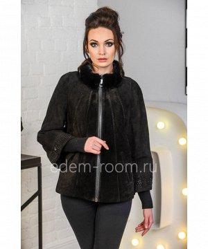 Утеплённая женская куртка Артикул: S-19036-70-N
