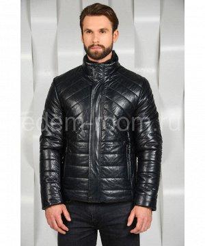 Модная зимняя куртка из экокожиАртикул: I-850-N