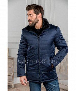 Синяя зимняя курткаАртикул: C-16149-SN-N
