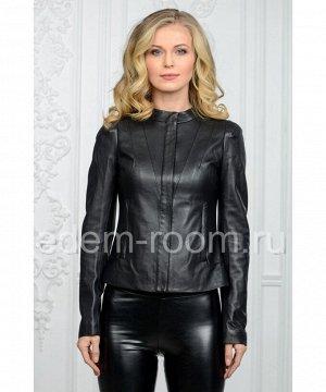 Классическая кожаная куртка, весенняя для женщинАртикул: M-11m036-CH