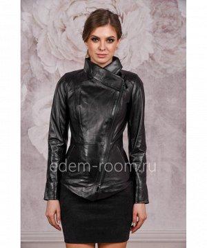 Черная кожаная курткаАртикул: B-40-CH