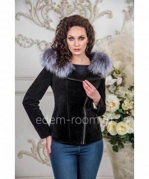 Замшевая куртка для межсезоньяАртикул: TG-8816-60-2-CH