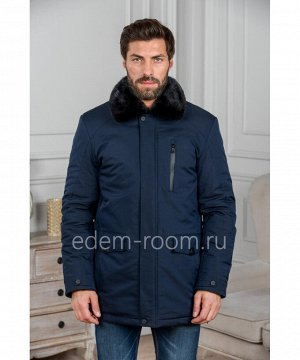 Зимняя куртка без капюшонаАртикул: C-18D17-SN-N