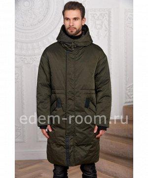 Пуховое пальто Boris Bidjan SaberiАртикул: M-3265-H