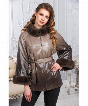 Женская куртка эко-кожи для весныАртикул: NT-170-KF