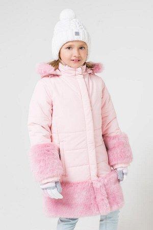 38035/1 пальто/розовый