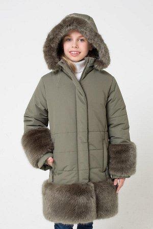 38035/3 пальто/хаки