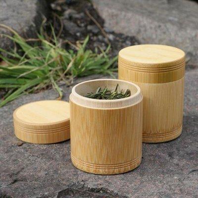 Cкидки SCOVO на каменные сковородки! — Инновационная посуда из бамбука — Для хранения продуктов