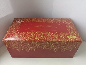 """Бумажные салфетки """"Hanbang"""" 2-х слойные, картонная коробка,"""