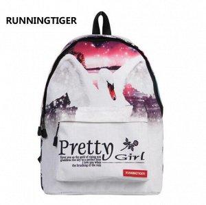 Школьные рюкзаки 3D Running Tiger - CH1719-13