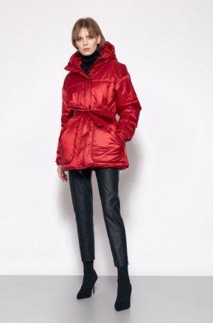 СКИДКА! Модная фиолетовая куртка. ДЕШЕВЛЕ СП