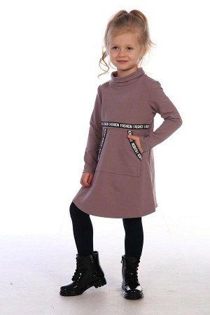 Платье Футер петля,80% хлопок; 20 ПЭ,стирка при t не более 40 С