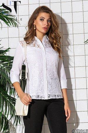 Блуза 52015