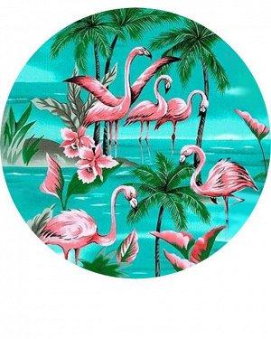 Коврик Фламинго
