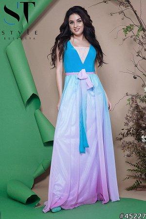 Платье 45227