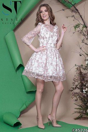 Платье 45226