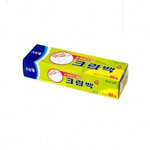 Пакет-МАЙКА с ручками в картонной коробке 34*31 см, 60 шт