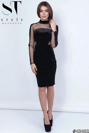 Платье 43482