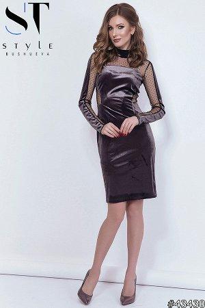 Платье 43430
