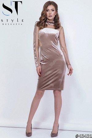Платье 43431