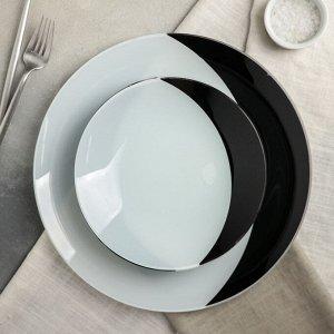 Сервиз столовый «Элисон» на 6 персон: 6 тарелок d=20 см, 1 тарелка d=30 см
