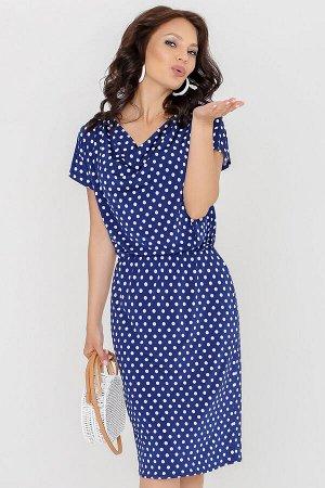 Платье Комильфо, блю
