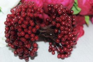Ягода 8мм, одна связка 500 ягод В наличии