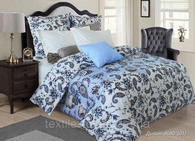 🌃Сладкий сон! Постельное белье,Подушки, Одеяла 💫 — Европейский стиль Поплин.180*220 — Постельное белье