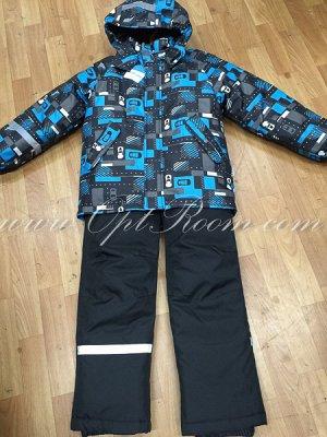SG-K-SSMN Зимний костюм д\м Super gift (110-140) (6шт.)_н
