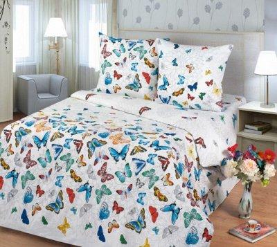 🌃Сладкий сон! Постельное белье,Подушки, Одеяла 💫 — Бязь плотная 180*220 — Двуспальные и евро комплекты