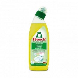 Очиститель унитазов Лимон, Frosch, 750мл
