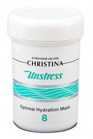 Распил Unstress:Optimal Hydration Mask\Оптимальная увлажняющая маска. Укрепляет иммунитет и защитный барьер кожи, снижает и предотвращает стресс-индуцированные повреждения. Интенсивно увлажняет и усил