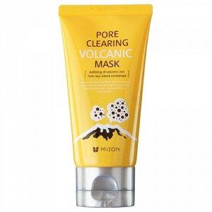MIZON Маска очищающая с вулканическим пеплом Pore Clearing Volcanic Mask
