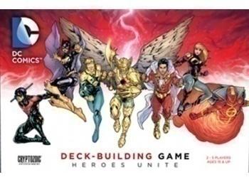 Игромания! Более 2200 настольных игр   — Вселенная DC —  Настольные и карточные игры