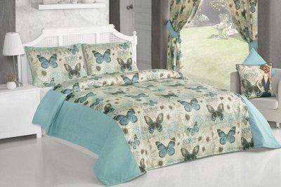🌃Сладкий сон! Постельное белье,Подушки, Одеяла 💫 — Покрывало+наволочки — Пледы и покрывала