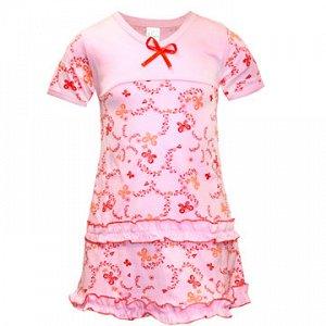 Сорочка для девочек арт 10026