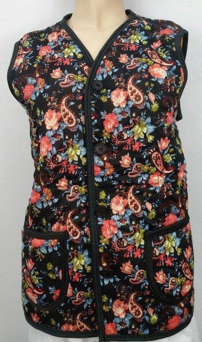 Распродажа по приятным ценам!  — АКЦИЯ!! ВСЕГО 205 рублей! Утепленный жилет женский — Рубашки и блузы