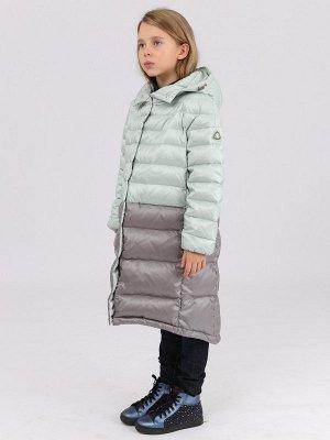 Пальто для девочки без меха