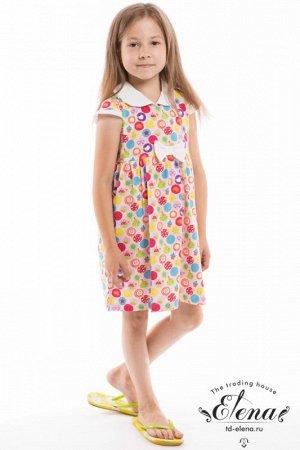 Платье (х/б) Арт. 21807