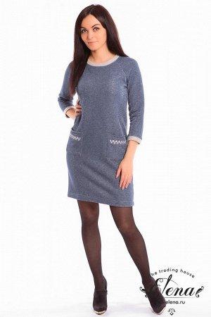 Платье (ф/п с люрексом) Арт. 31966ВШ