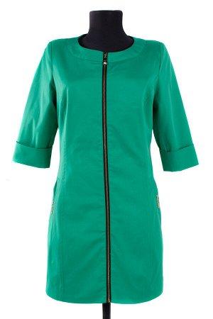 Ветровка Цвет: Зеленый; Материал: Котон; Длина рукава: 36-39; Длина изделия: 72-75 Соответствует размерной сетке.