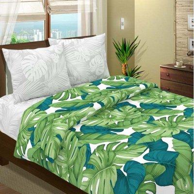 Спальный квадрат Любимое постельное. Распродажа поплин!🌛 — 2 сп с евро — Спальня и гостиная