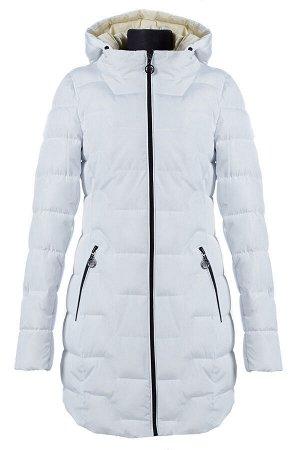 04-1312 Куртка демисезонная (синтепух 200) Плащевка белый